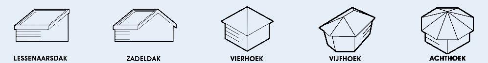 ESLON BV - dakgoot dakgoot tuinhuis dakgoten kunststof dakgoot blokhut ...
